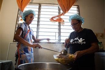 Community Canteens and Stews