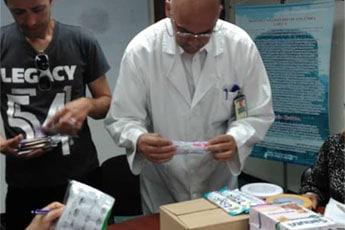 Envío de Medicinas
