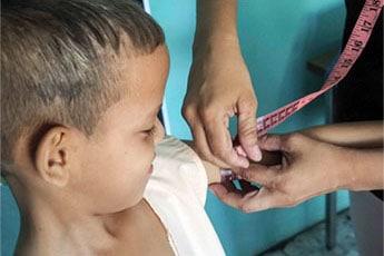 Tackling Malnutrition